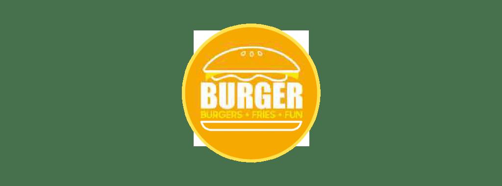 架空のファーストフードレストラン「Burger」